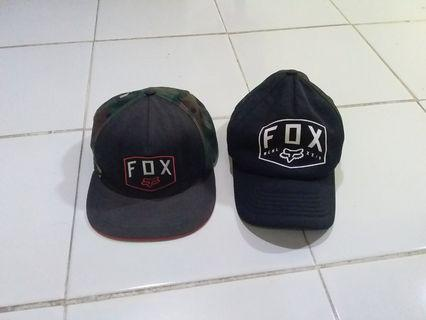 Topi FOX Original