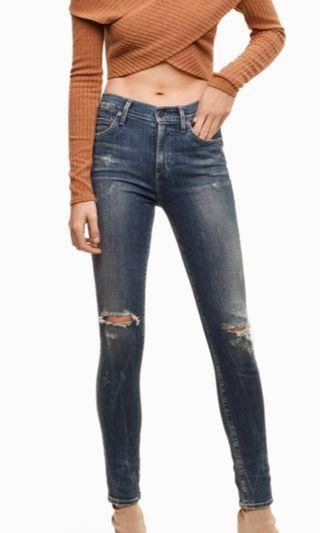 Citizens of Humanity Aritzia skinny jeans