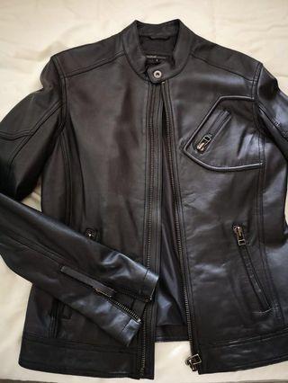 Leather Jacket 真皮外套