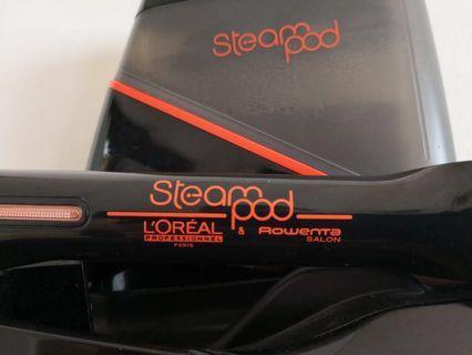 Loreal Steampod Pro 蒸氣捲髪/直髮夾