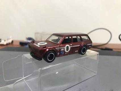 Hot Wheels Datsun 510 Wagon Super Treasure Hunt