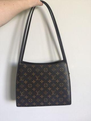 Vintage Louis Vuitton monogram handbag