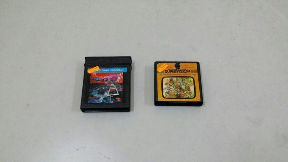 Atari 2600 Game Cartridges