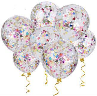 Transparent Bobo Balloon