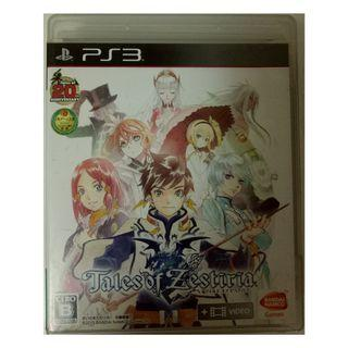 熱情傳奇 時空幻境 PS3 Tales of Zestiria