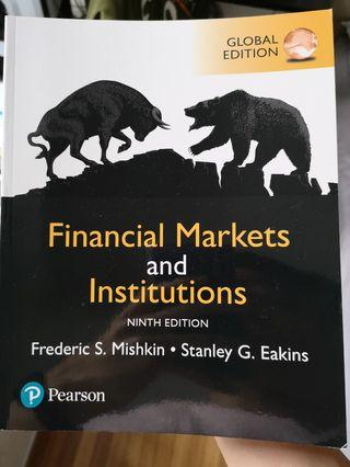🚚 BUS390 International Financial Markets & Institutions