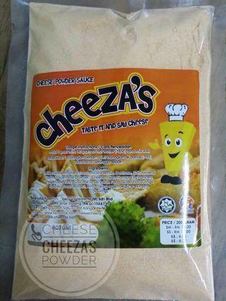 HOT SELLING!!! HURRY!!! Cheeza Cheese Powder