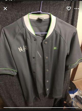 Nike 棒球衣