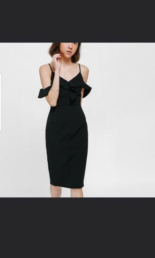 🚚 Love Bonito Off Shoulder Dress