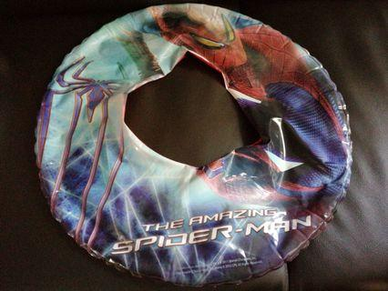 🚚 Marvel Spiderman Swimming Ring Float