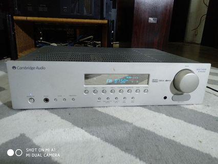 Amplifier Cambridge Audio Azur 540R
