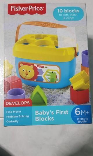 Fisher-price - Baby's First Block