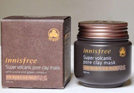 MARK DOWN !- Innisfree Super Volcanic Pore Clay Mask