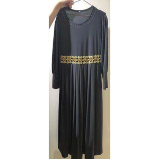 Long Dress (FITS UP TO XXL)