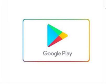 5 percent off google play gift card