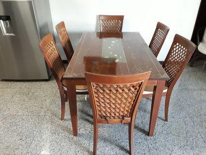 🚚 Dining Set椅子便宜出售