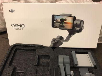 🚚 DJI Osmo Mobile 2 三軸穩定器