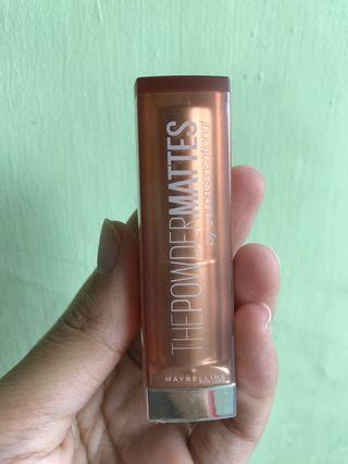 Maybelline The Powder Mattes Toasted Brown