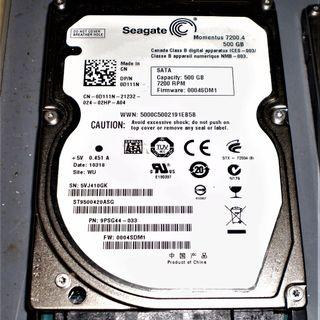 laptop hdd 7200 rpm and Thin