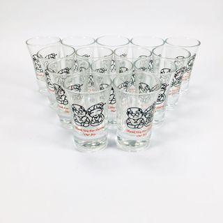 Wedding Shot Glass Set
