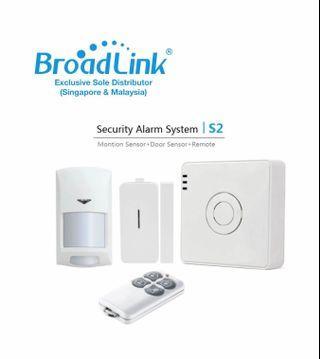 Broadlink S2 Kit, Motion Sensor, Door Sensor - Smart Sensor - Smart Home Automation  - IFTTT