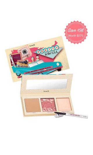 🚚 Benefit Pretty In The USA Palette