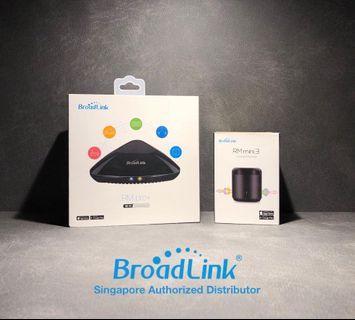 Broadlink Bundle 2 - Rm Pro+ & RM Mini - Smart Home Automation