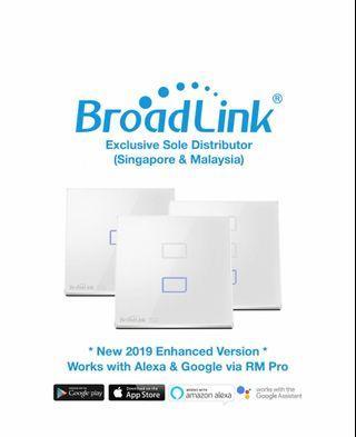 Broadlink TC2 Light Switch - Smart Switch - Smart Home Automation