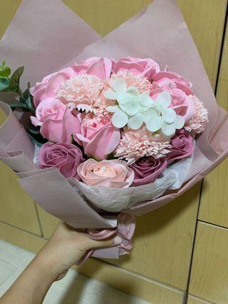 🚚 Scented Flower Bouquet graduation or Mother's Day