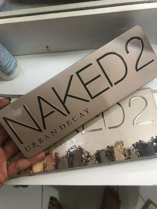 Urban Decay Naked 2 Eyeshadow // Almost Brand New