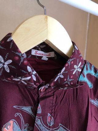 Batik Soenardi Cap
