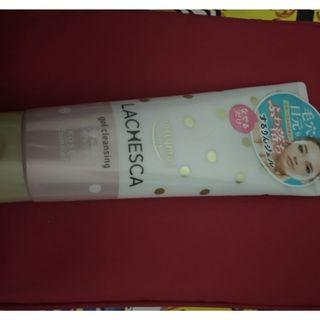 Lachesca gel cleansing brand Kose Cosmeport asal Jepang