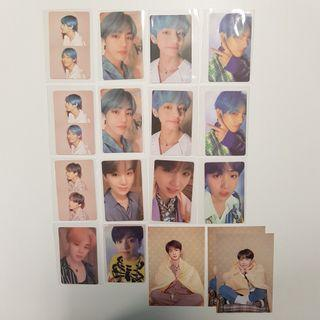 BTS Map of the Soul Photocards