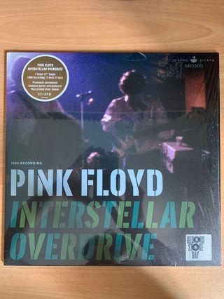 🚚 Pink Floyd Interstellar Overdrive Vinyl