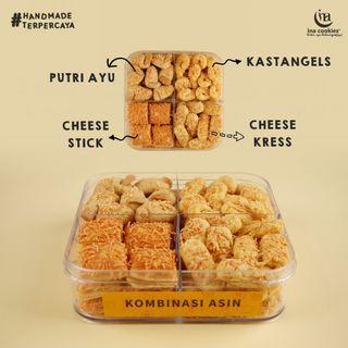 Ini Cookies kombinasi...product terbaru dr Ina Cookies