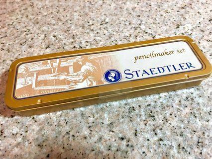 STAEDTLER Pencilmaker Set 司德樓自製鉛筆紀念套裝