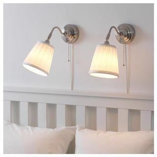IKEA wall lamps - Astrid Lamp