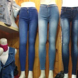 Celana Highwest Jeans