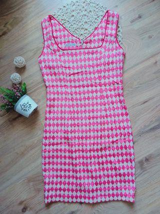 Pink Woman dress (workwear)