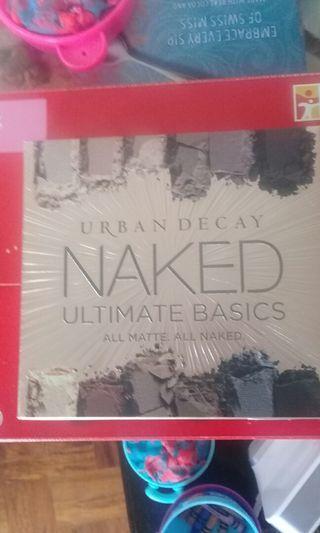 naked make up