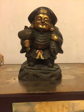 日本全銅福神