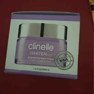 Clinelle night cream
