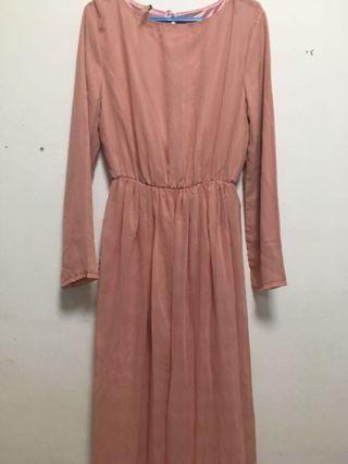 Long Dress #gayaraya