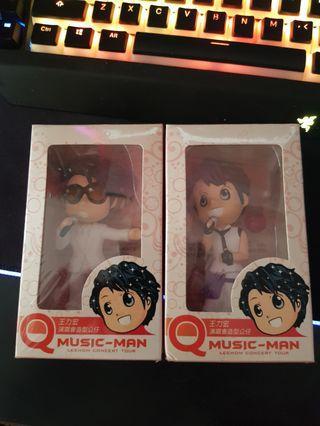 🚚 Wang Li Hom Music Man collectible brand new