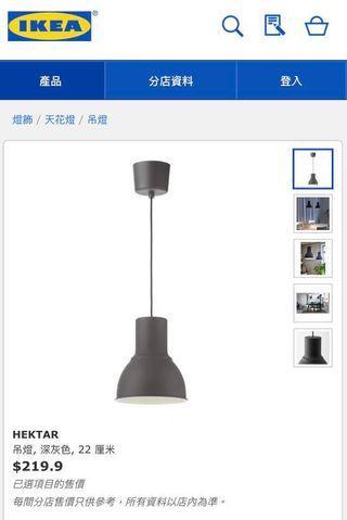 HEKTAR 吊燈