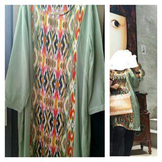 Tunik Semi batik