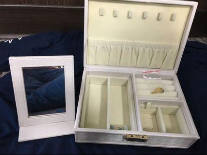 I-Primo珠寶盒(含鏡子)