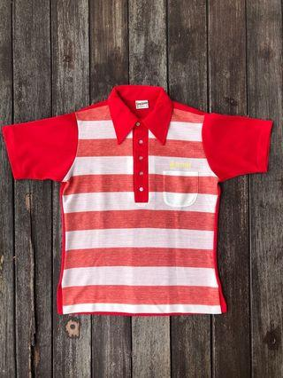 King Louie vintage bowling shirt