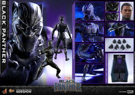 Hottoys black panther 2.0  訂單