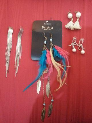 Earrings BERSHKA,Take it All